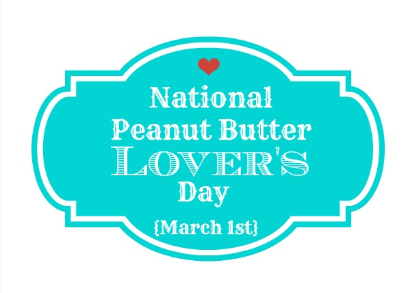 National Peanut Butter Lover's Day