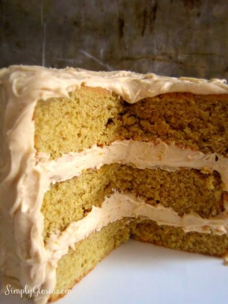 PB Lover's Cake