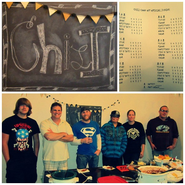Chili Competition - Simply Gloria