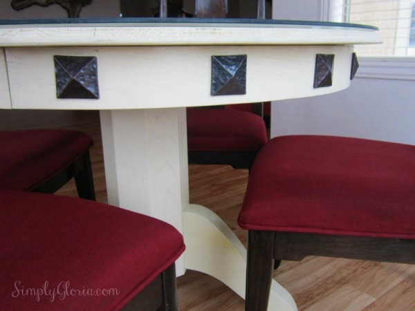 DIY Dining Table #DIY