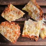 Garlic Cheesy Bread