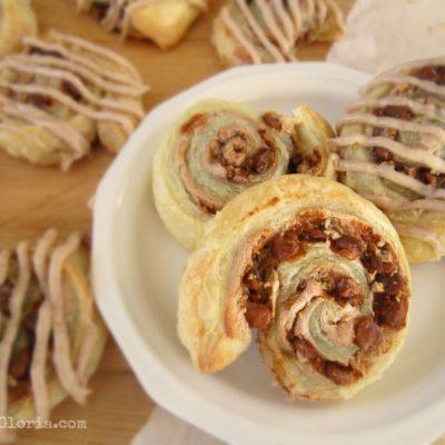 Puff Pastry Cinna-Swirls