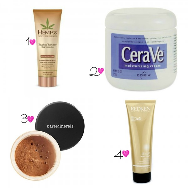 Favorite {Beauty} Things Fridays by SimplyGloria.com