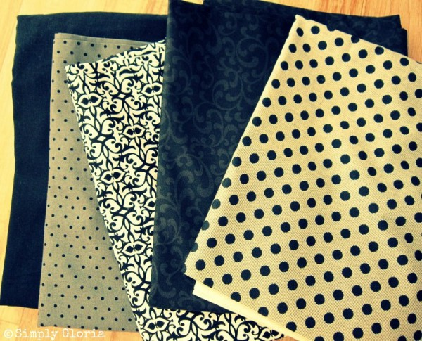Ruffled Curtain Fabric