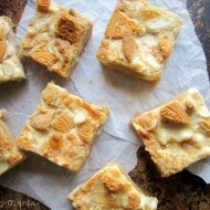 White Chocolate Peanut Butter Bars