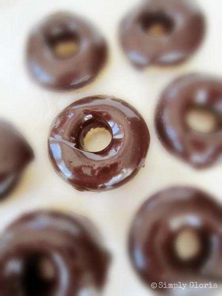 How To Make Chocolate Covered Doughnuts