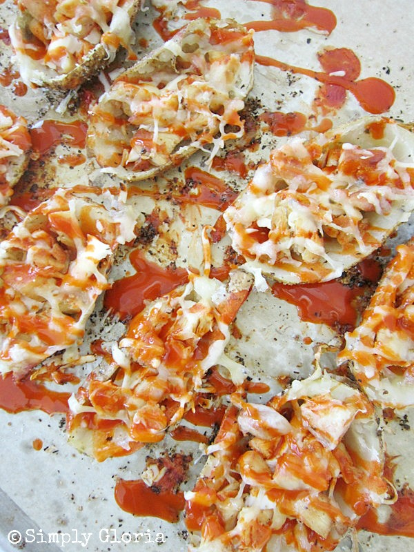 Buffalo Chicken Potato Skins are the must have party food to make and ...