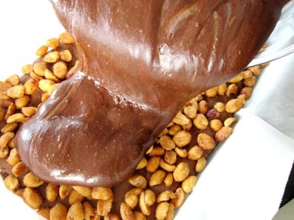 German Chocolate Fudge Bars4