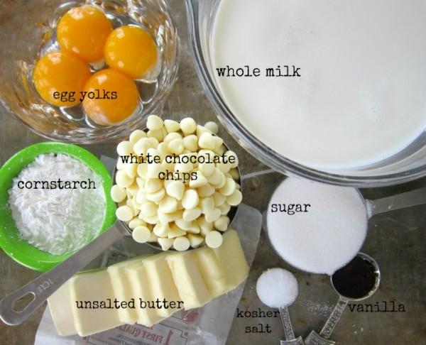 White Chocolate Custard1