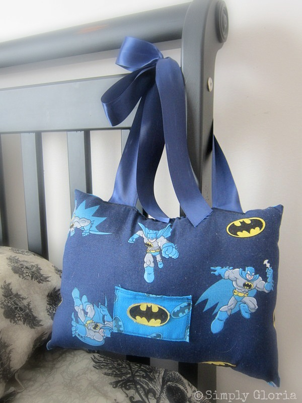 Easy Tooth Fairy Pillow and FREE Printable from the Tooth Fairy!