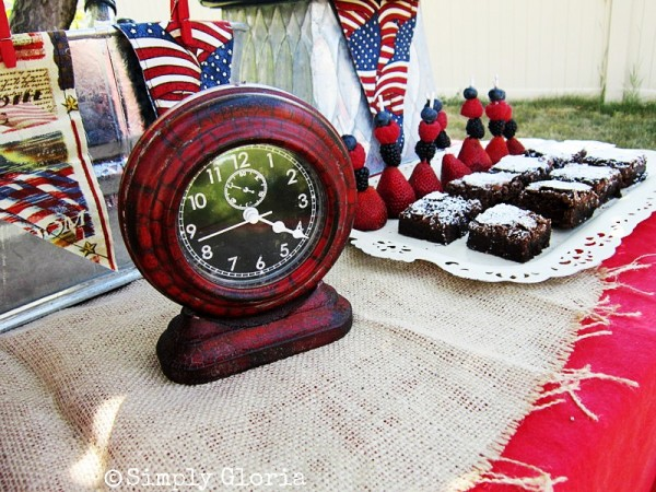 July 4th Dessert Table4