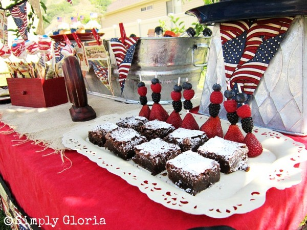 July 4th Dessert Table6