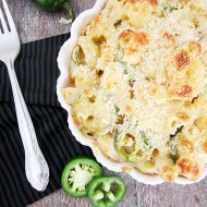 Creamy Havarti Jalapeno Macaroni and Cheese