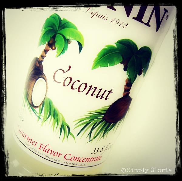 Dirty Dr. Pepper - SimplyGloria.com #coconut