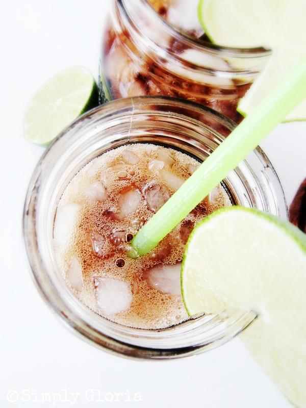 Dirty Dr. Pepper - SimplyGloria.com
