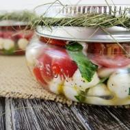 Picnic Style Caprese Salad