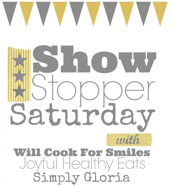 Show Stopper Saturday - Link Party!