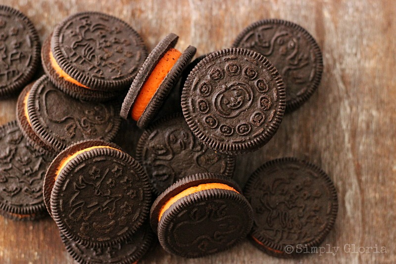Oreo Stuffed Chocolate Cookies - Simply Gloria