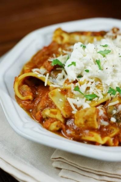 Chicken Lasagna Stew 1