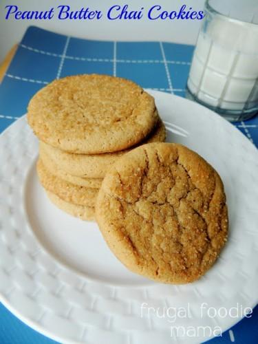 peanutbuterchaicookies