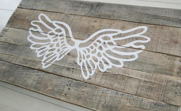 Angel Wings Pallet