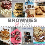 Show Stopper Saturday Link Party, Featuring Brownies & Bars!