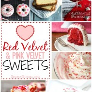 Show Stopper Saturday Link Party, Featuring Red Velvet Sweets