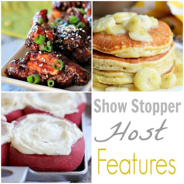 Show Stopper Saturday Link Party Featuring Red Velvet Sweets
