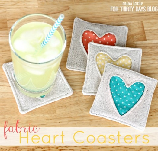 001-Fabric-Heart-Coasters