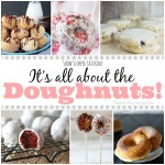 Creative Doughnut Recipes from your favorite bloggers! #donuts