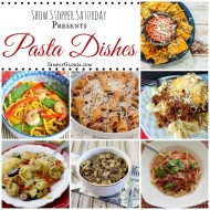 Show Stopper Saturday Link Party, Featuring Pasta Dishes