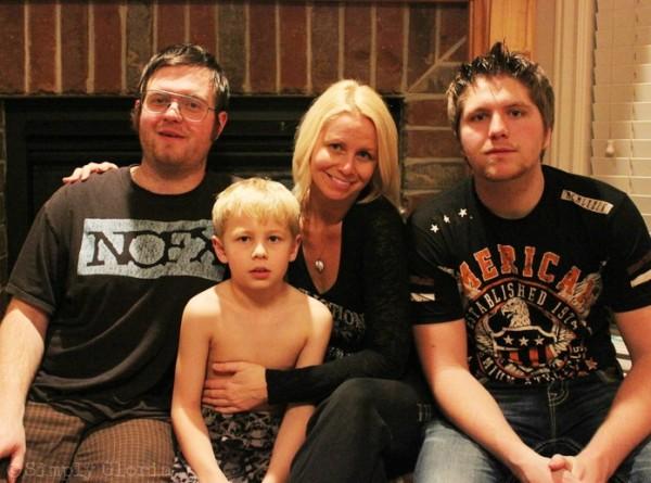 Raising Sons with SimplyGloria.com 1