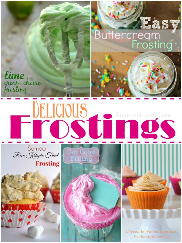 Frosting Features with Show Stopper Saturday Link Party