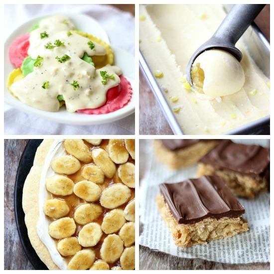 A taste of Recipes at SimplyGloria.com