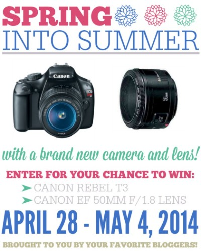 Camera Giveaway!