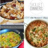 Skillet Dinners at the #ShowStopperSaturday with SimplyGloria.coom