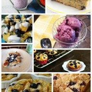 Show Stopper Saturday #41 ~ Blueberry Recipes