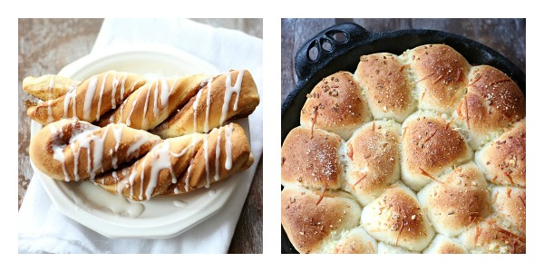 Breads with SimplyGloria.com #breads
