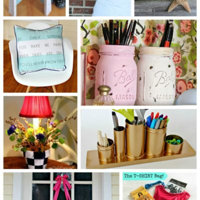 Show Stopper Saturday #40 ~ DIY Projects