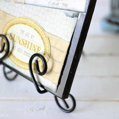 Picture Frame Sign