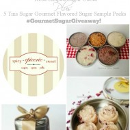 An Etsy Dose Of Sugar Giveaway!