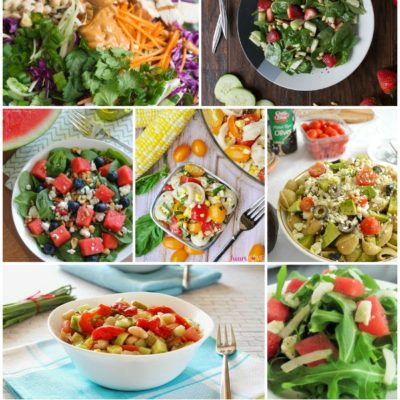 Show Stopper Saturday #43 ~ Refreshing Salads