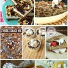 7 #Smores Recipes with SimplyGloria.com #ShowStopperSaturday