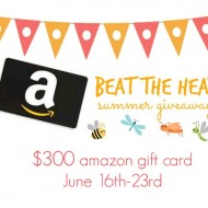 Beat The Heat $300 Giveaway!