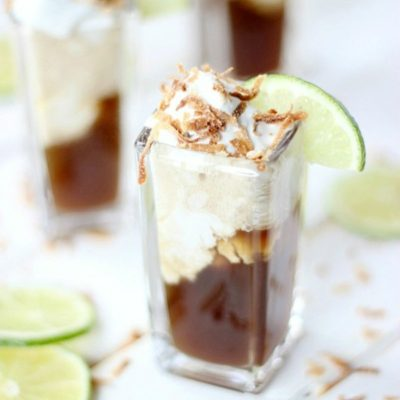 Dirty Dr. Pepper Floats