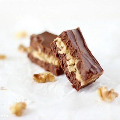 German Chocolate Fudge
