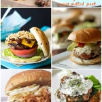 Gourmet Burgers and Sandwiches with SimplyGloria.com #ShowStopperSaturday #burgers #sandwiches
