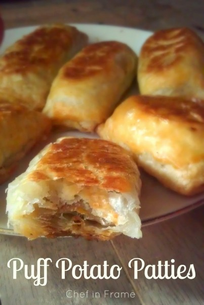 homemade patties