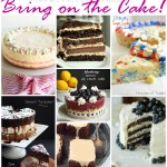 Cake Recipes with SimplyGloria.com #ShowStopperSaturday #cake