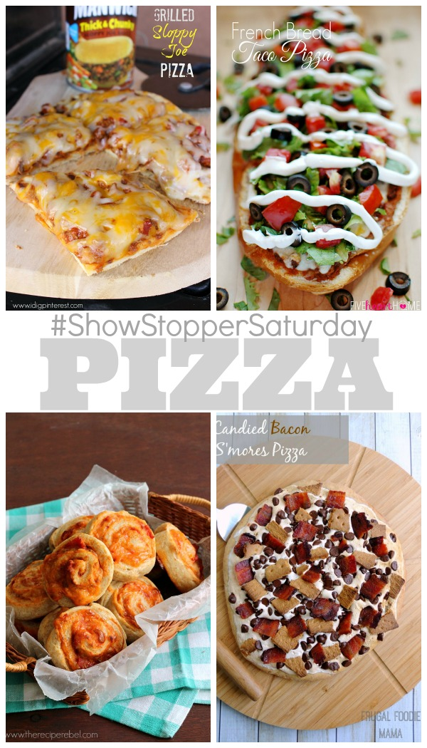Different Ways To Make #Pizza!